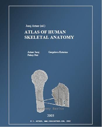 دانلود کتاب اطلس آناتومی اسکلتی انسان