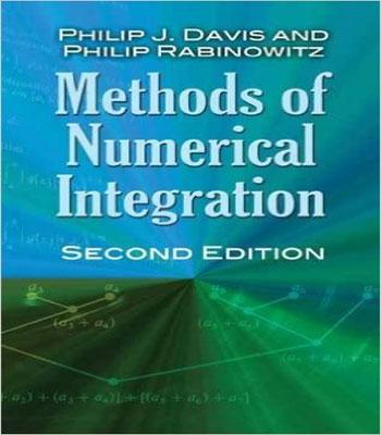 دانلود کتاب روش های انتگرال گیری عددی