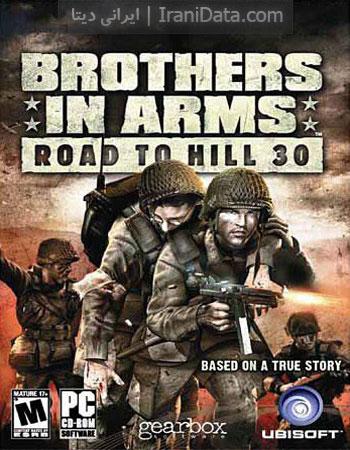 دانلود بازی Brothers in Arms Road to Hill 30 برای PC