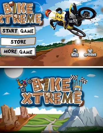 بازی Bike Xtreme