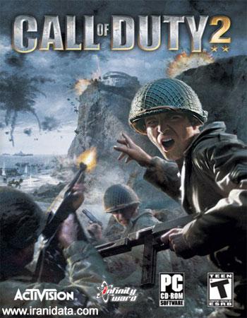 دانلود بازی Call Of Duty 2 – ندای وظیفه ۲ نسخه دوبله فارسی
