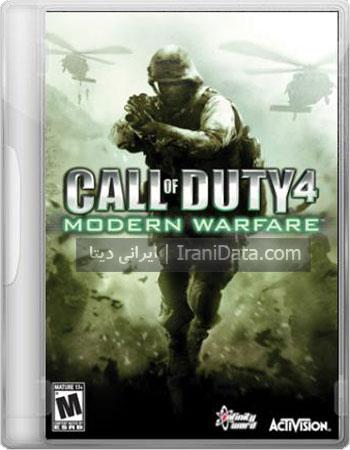 دانلود بازی Call of Duty 4 Modern Warfare – ندای وظیفه 4 جنگ مدرن