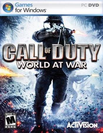 دانلود بازی ندای وظیفه جهان در جنگ - Call of Duty World at War برای PC