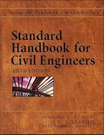 دانلود کتاب هندبوک استاندارد مهندسی عمران