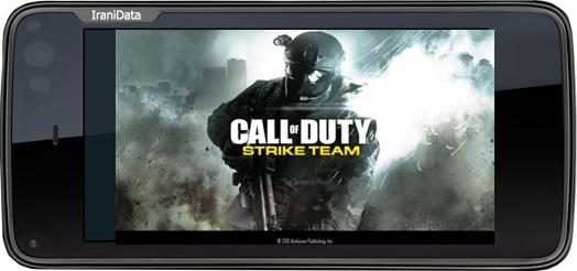 دانلود بازی Call Of Duty : Strike Team برای اندروید