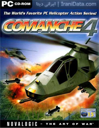 دانلود بازی Comanche 4 – عملیات های هوایی با هلی کوپتر