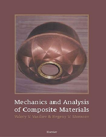 دانلود کتاب تحلیل مکانیک و آنالیز کامپوزیت ها