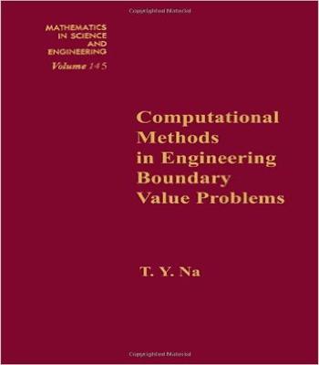 دانلود رایگان کتاب روش های محاسباتی برای مسائل مقدار مرزی مهندسی