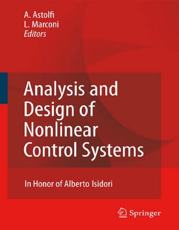 دانلود کتاب آنالیز و طراحی سیستم های کنترل غیرخطی