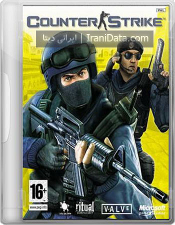 دانلود بازی Counter Strike 1.6 Non Steam + آموزش آنلاین بازی کردن