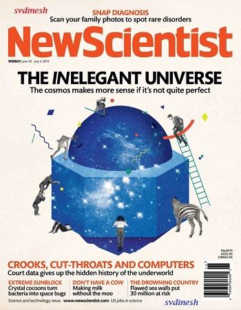 دانلود مجله علمی نیو ساینتیست New Scientist 28 June 2014
