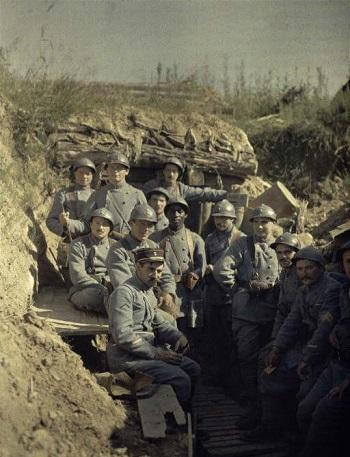 دانلود مستند جنگ جهانی اول تاکتیک ها و استراتژی ها