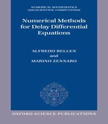 دانلود کتاب روش های عددی برای معادلات دیفرانسیل تاخیری