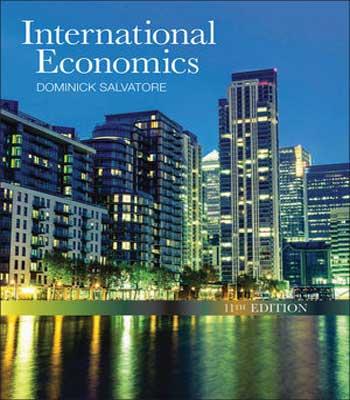 دانلود رایگان کتاب اقتصاد بین الملل نوشته دومینیک سالواتوره