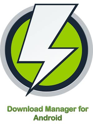 دانلود Download Manager for Android - برنامه مدیرت دانلود برای اندروید