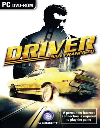 دانلود بازی Driver San Francisco به همراه نسخه فارسی برای PC