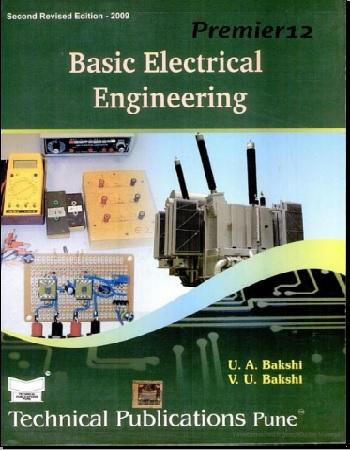 دانلود کتاب اساس مهندسی برق (Basic Electrical Engineering)