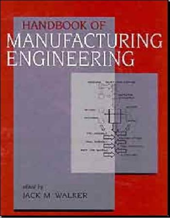 دانلود کتاب هندبوک مهندسی ساخت و تولید