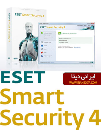 دانلود نرم افزار ESET Smart Security Business Edition 4.2.71.2