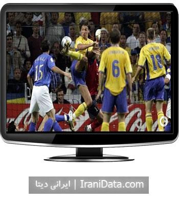 دانلود 10 گل برتر و زیبای یورو 2004