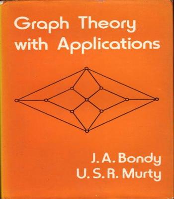 دانلود کتاب نظریه گراف و کاربردهای آن نوشته باندی و مورتی