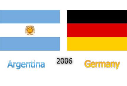 دانلود کلیپ پنالتی مسابقه فوتبال آلمان – آرژانتین در جام جهانی 2006