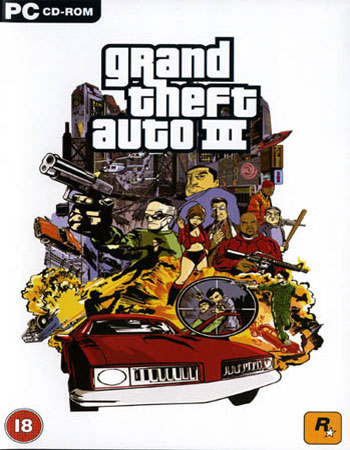 دانلود بازی GTA 3: Grand Theft Auto III Liberty City | جی تی آی 3 : شهر آزاد