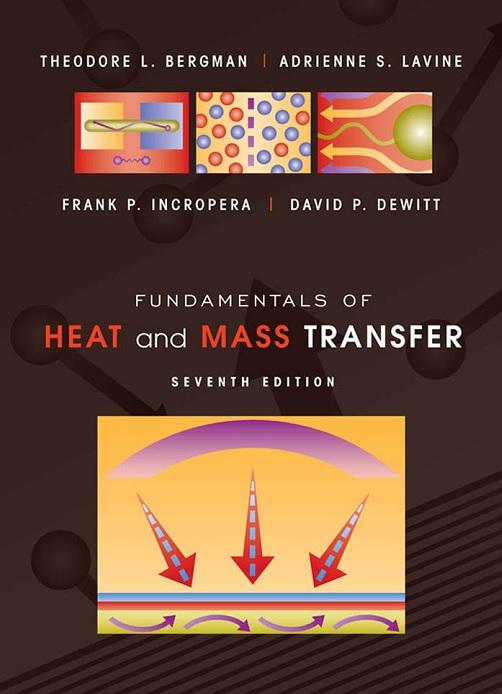 دانلود رایگان کتاب انتقال حرارت اینکروپرا (Fundamentals of Heat and Mass Transfer)