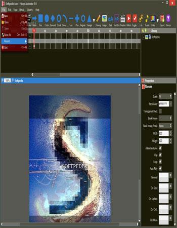 دانلود نرم افزار Hippo Animator 3.4.5210