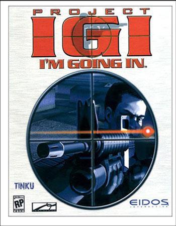 دانلود بازی IGI 1: Im Going In برای کامپیوتر