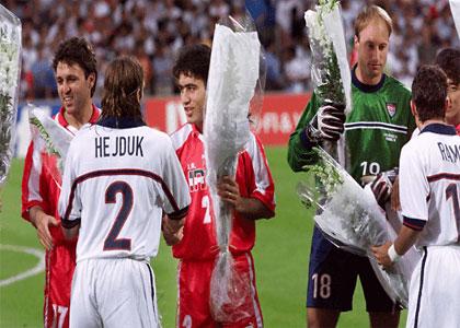 دانلود خلاصه فوتبال ایران و آلمان (جام جهانی 1998)