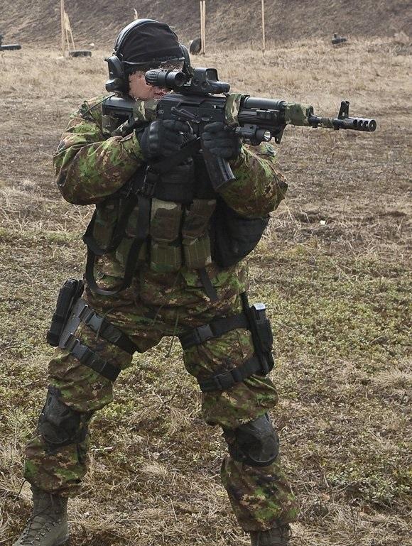 مجموعه تصاویر اسلحه کلاشینکف