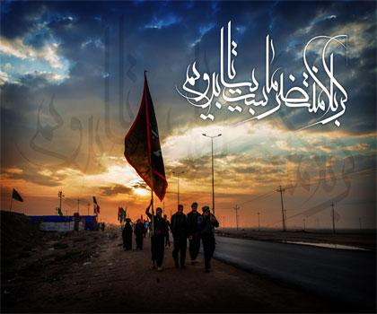 دانلود مداحی« کربلا منتظر ماست » از حاج صادق آهنگران با متن