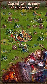 دانلود King's Empire - بازی استراتژیک امپراطوری پادشاه اندروید