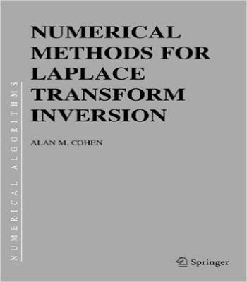 دانلود کتاب روش های عددی برای وارون تبدیلات لاپلاس