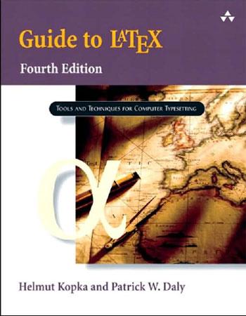دانلود کتاب راهنمای LATEX