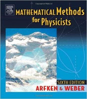 دانلود کتاب روش های ریاضی در فیزیک (... MATHEMATICAL METHODS)