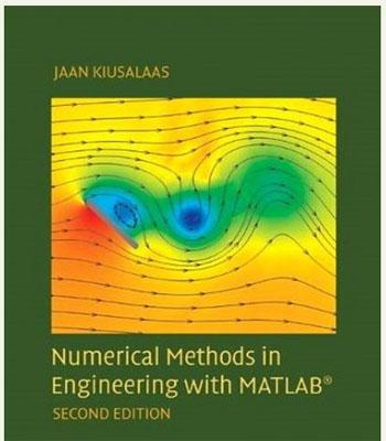 دانلود کتاب روش های عددی در مهندسی با نرم افزار متلب