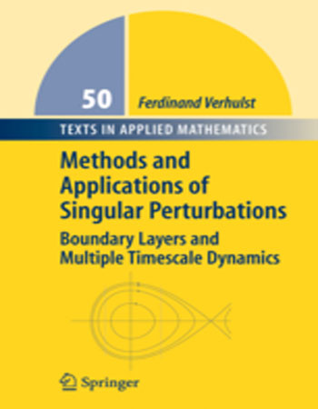 دانلود کتاب Methods and Applications of Singular Perturbations