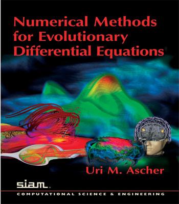 دانلود کتاب روش های عددی برای معادلات دیفرانسیل تکاملی