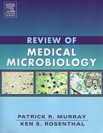 دانلود رایگان کتاب میکروب شناسی مورای (Review of Medical Microbiology Murray)