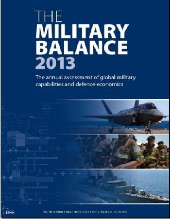 دانلود مجله بالانس نظامی  جهان 2013