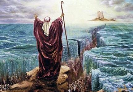 معجزات حضرت موسی (ع) بر فرعونیان و بنی اسرائیل