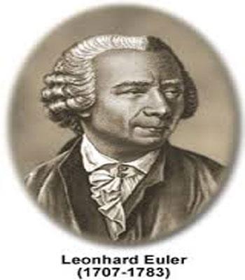 دانلود زندگینامه ریاضی دانان بزرگ و مشهور جهان ( لئونارد اویلر )