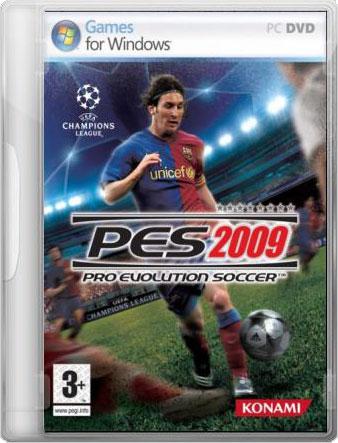 دانلود بازی Pro Evolution Soccer 2009 برای PC