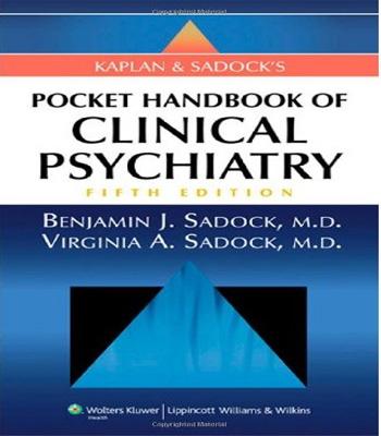 دانلود کتاب راهنمای جیبی روانپزشکی بالینی کاپلان و سادوک به زبان لاتین