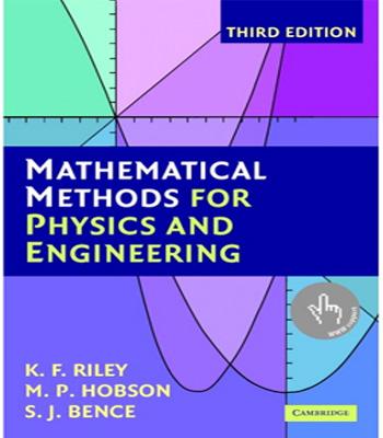 دانلود کتاب روش های ریاضی برای فیزیک و مهندسی