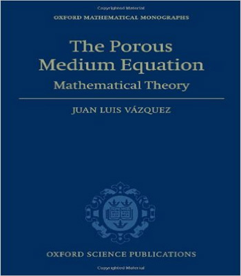 دانلود کتاب THE POROUS MEDIUM EQUATION