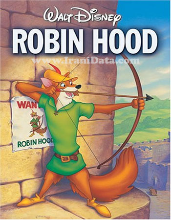 دانلود کارتون رابین هود دوبله فارسی - Robin Hood 1973