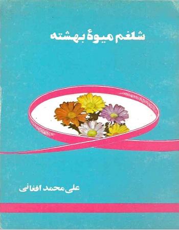 دانلود کتاب شلغم میوه بهشته اثر علی محمد افغانی